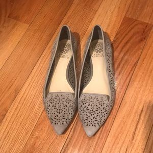 Vince Camuto Earina Perforated Flats